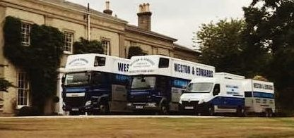 Country House Removal Company in Danbury, Essex