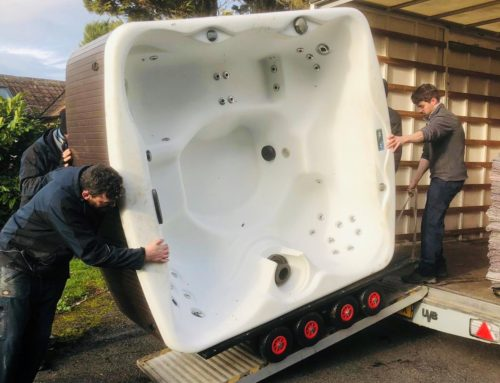 Hot Tub Removals