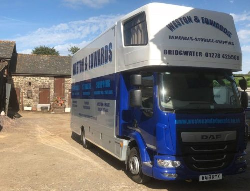 Clevedon & Nailsea Removals