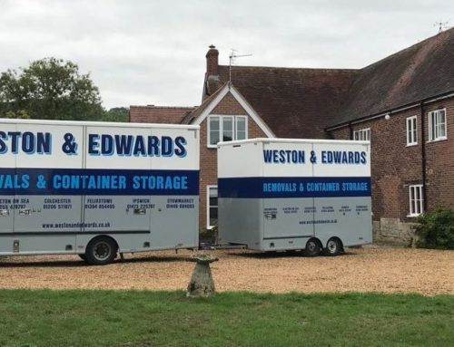Moving Home in Colchester